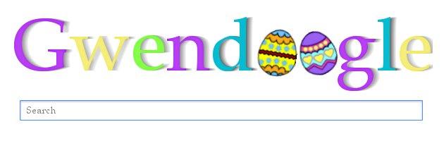 Gwendoogle Easter