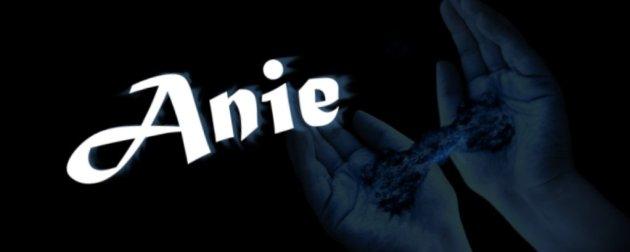 Anie fire_hand