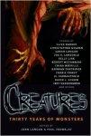 Creatures edited by John Langan