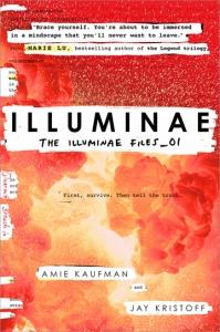 Illuminae by Amie Kaufman Jay Kristoff