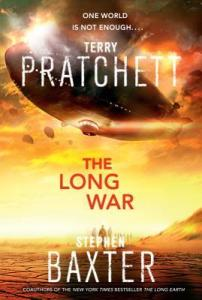 The Long War by Terry Pratchett Stephen Baxter